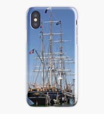 Charles W. Morgan iPhone Case