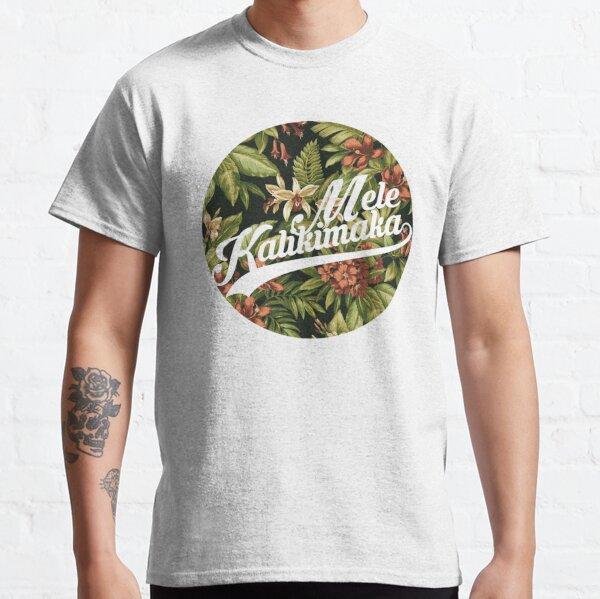 Mele Kalikimaka Classic T-Shirt