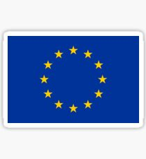 Europe Flag Sticker