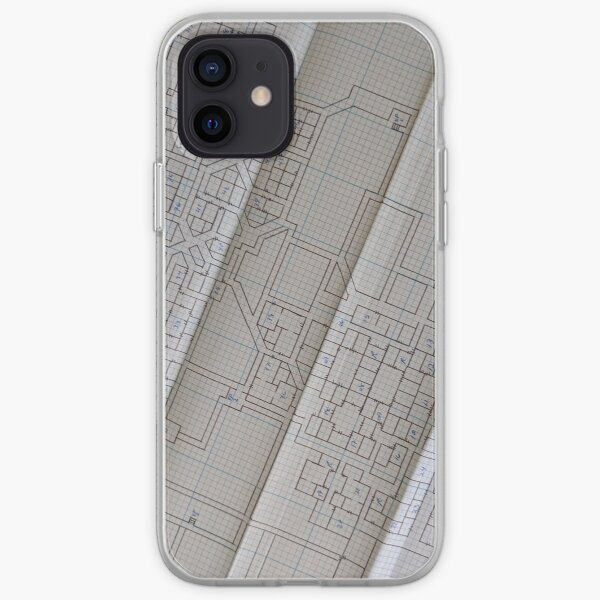 Dad's Dungeon Plans iPhone Soft Case