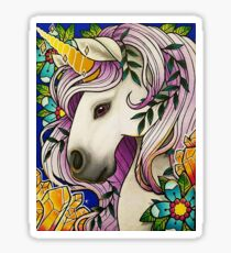 Magical Unicorn Sticker