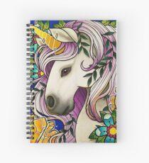 Magical Unicorn Spiral Notebook