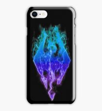 SKYRIM! iPhone Case/Skin