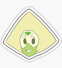Peridot Prizes - Gem Points (Steven Universe) Sticker