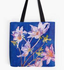 Wild Dahlia in Watercolor  Tote Bag