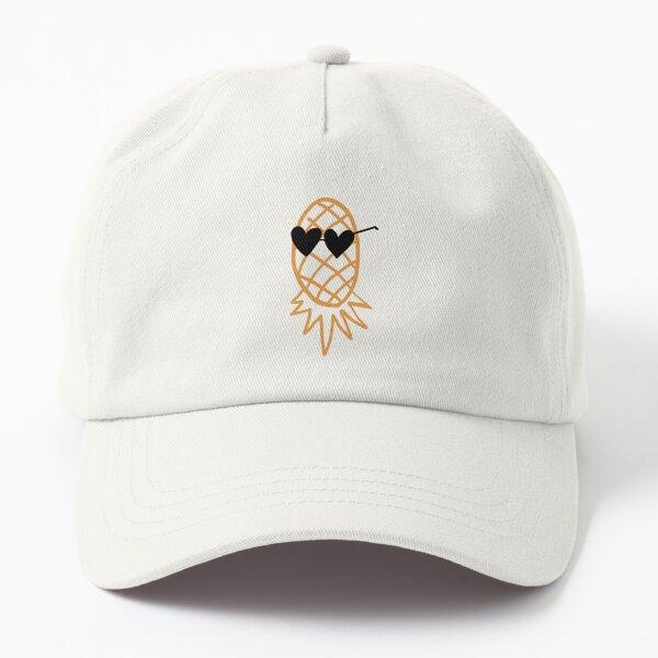 Swinging Lifestyle Pineapple Upside Down Dad Hat