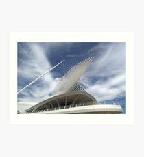 Calatrava Art Print