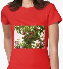 Yours for the Pickin' Women's Fitted T-Shirt