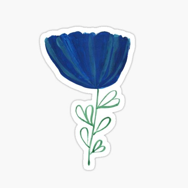 What I feel bloom Sticker