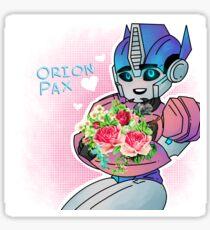Orion Pax Sticker
