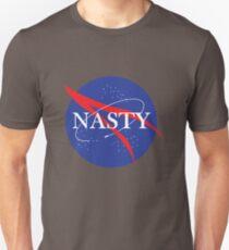 Nasty NASA Unisex T-Shirt