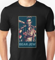 The Bear Jew Unisex T-Shirt
