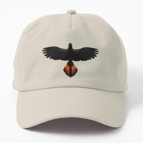 Black Cockatoo Dad Hat