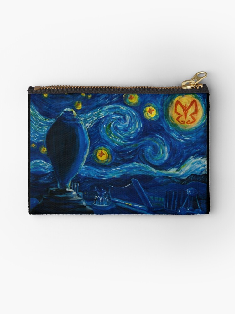 Venture bros starry night by bixbyplanet