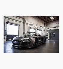 Industrial Supercar! Photographic Print