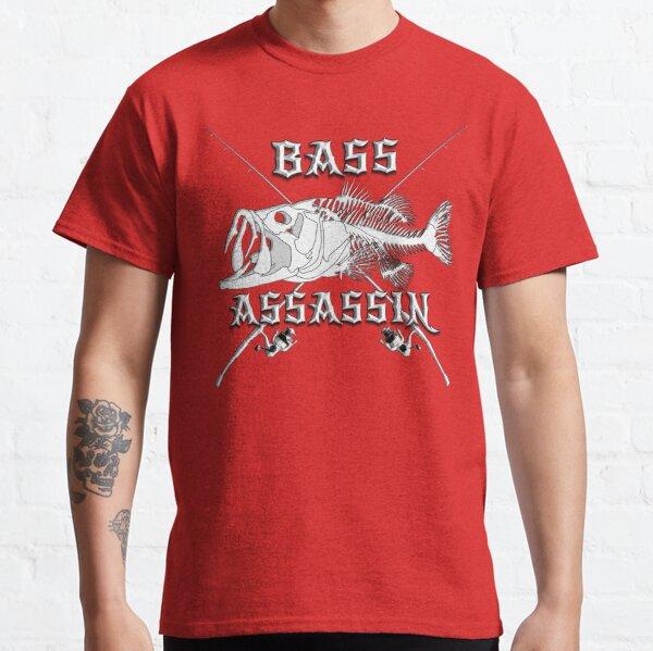 Bass Assassin  Classic T-Shirt