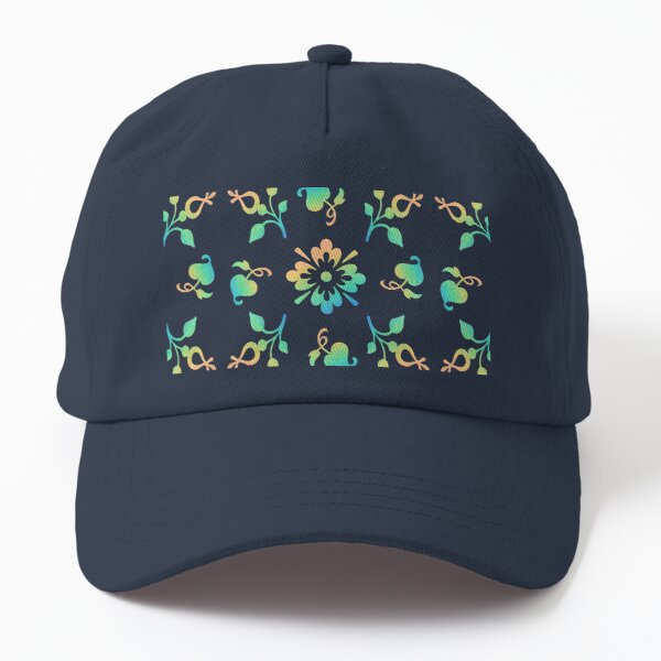 Floral pattern Dad Hat