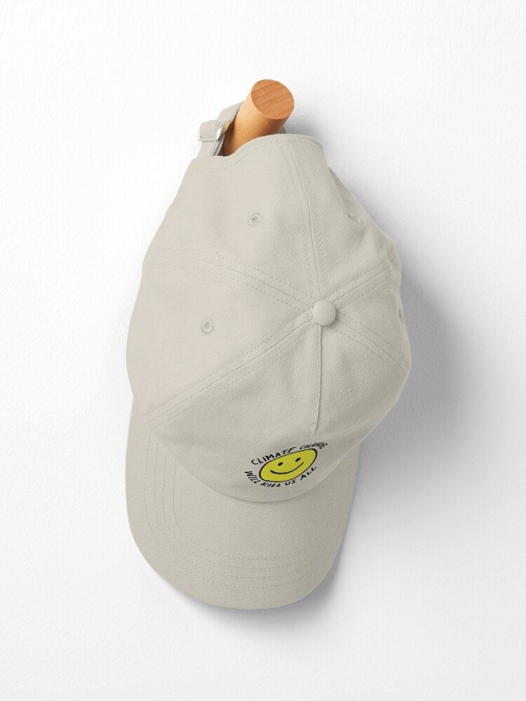 Alternate view of Stop Climate Change Cap