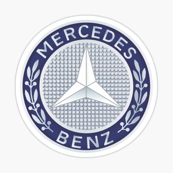 Los más vendidos: mercancía de Mercedes Benz Pegatina