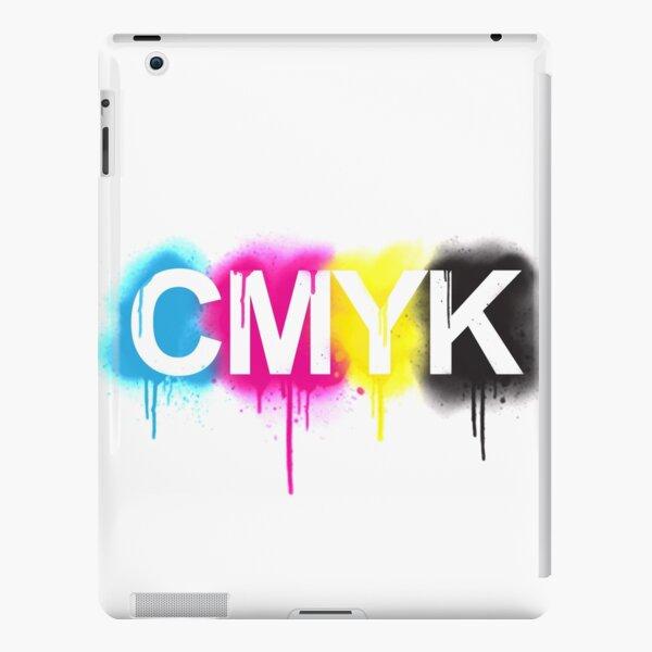 CMYK iPad Snap Case