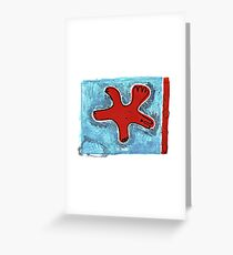Icarus Greeting Card