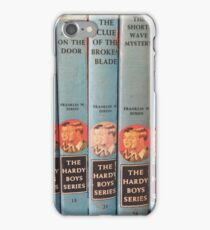 I ❤ Mystery Books iPhone Case/Skin