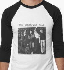 Frühstück Baseballshirt für Männer