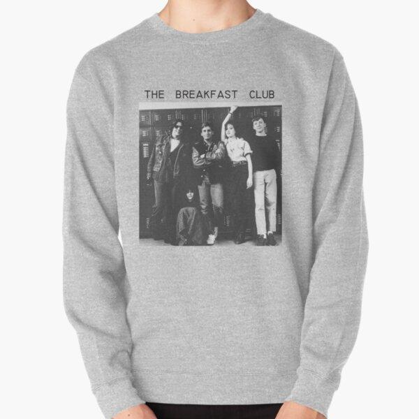 Breakfast Pullover Sweatshirt