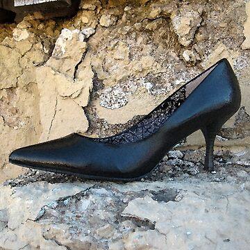Black Shoe  by MagnumCreative