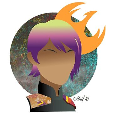 Explosive Artist by AnibyDesign
