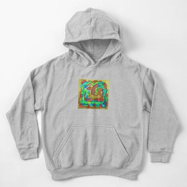 Xiuhcoatl Kids Pullover Hoodie