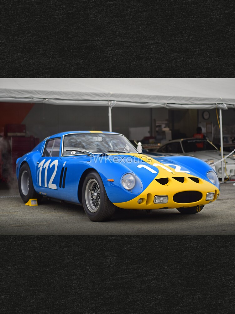 250 GTO by JWKexotics