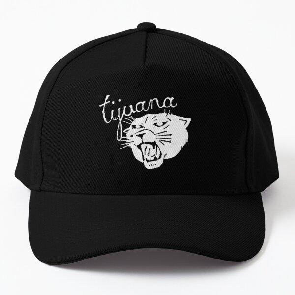 Tijuana Panthers B&W Graphic 2 Baseball Cap