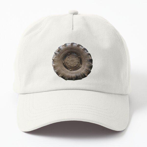 Got Bogged  Mud Tyer by South Australian artist Avril Thomas Dad Hat