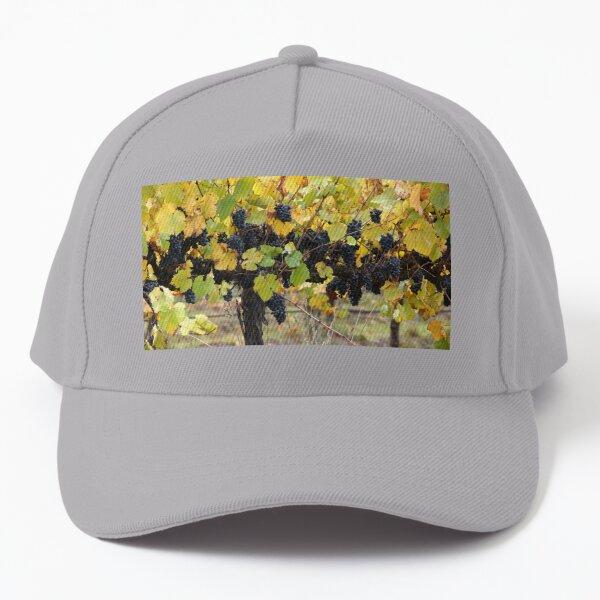 Fruity - Magpie Springs - Adelaide Hills Wine Region - Fleurieu Peninsula by South Australian artist Avril Thomas Baseball Cap