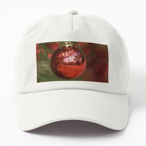 Celebrating Christmas by Avril Thomas Dad Hat