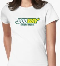 Budway Women's Fitted T-Shirt