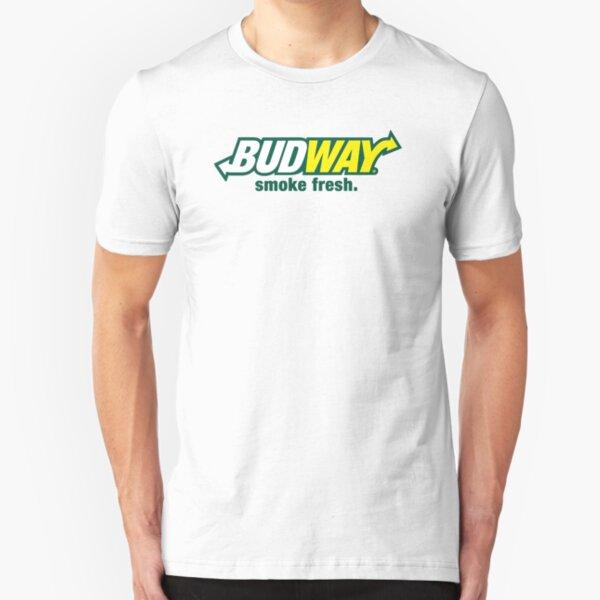 Budway Slim Fit T-Shirt