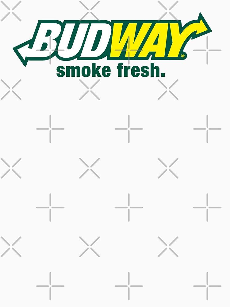 Budway by StrainSpot