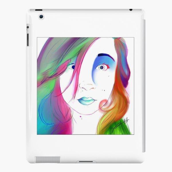 Zoe Colegrove - Self Portrait iPad Snap Case