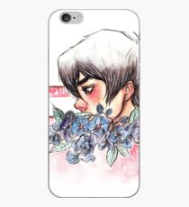 The Red Paladin iPhone Case
