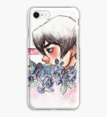 The Red Paladin iPhone Case/Skin