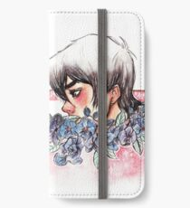 The Red Paladin iPhone Wallet/Case/Skin