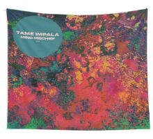Tame Impala - Mind Mischief Wall Tapestry