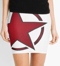 Race Star - red Mini Skirt