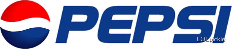 90er Jahre Pepsi Logo Von LOLpickle