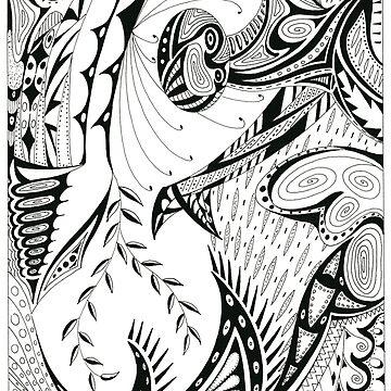 Pen & Ink by jenofuto