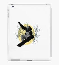 Ice skate iPad Case/Skin