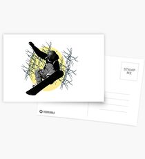 Ice skate Postcards