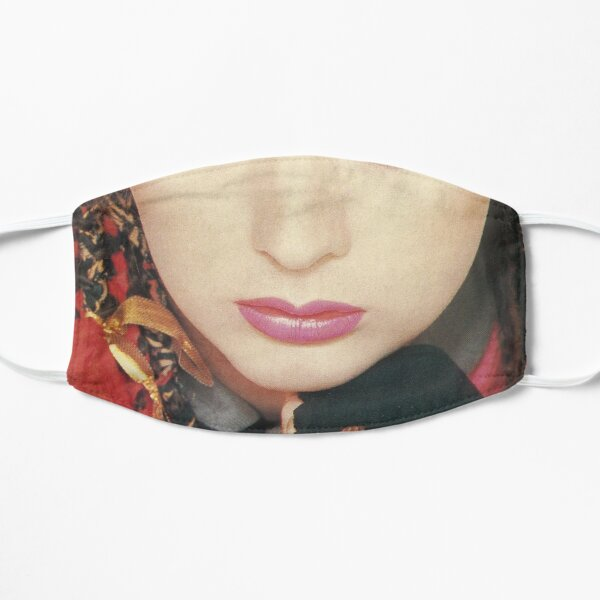 Colour By Numbers Mask Flat Mask